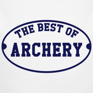The Best of Archery  Sudaderas - Body orgánico de manga larga para bebé