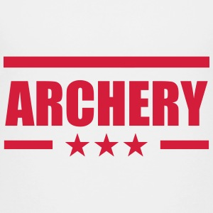 Archery / Bogenschießen / Tir à l'arc Shirts - Teenage Premium T-Shirt