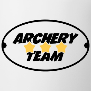 Archery Team Flaskor & muggar - Mugg