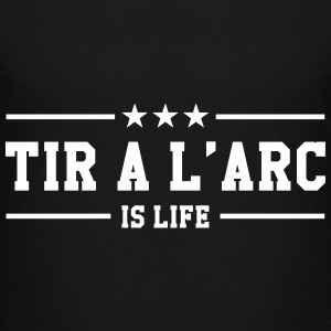 Tir à l'arc is life ! Tee shirts - T-shirt Premium Enfant