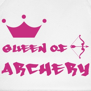 Queen of Archery  Caps & Hats - Baseball Cap