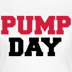 Pump Day T-shirts - T-shirt dam
