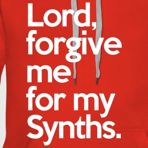 Lord Forgive Me Synths  Sweatshirts - Dame Premium hættetrøje