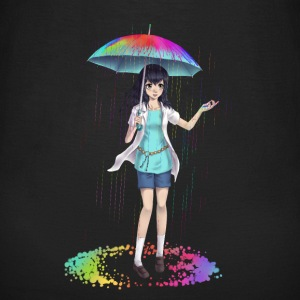Color Rain 2 T-Shirts - Frauen T-Shirt