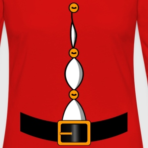 Santa Claus - Christmas -  xmas Long Sleeve Shirts - Women's Premium Longsleeve Shirt