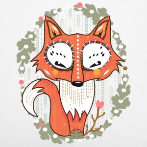 a small fox in the forest  Other - Pillowcase 40 x 40 cm