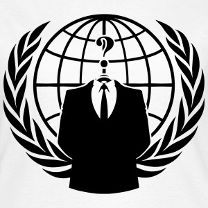 ANONYMOUS T-Shirts - Frauen T-Shirt