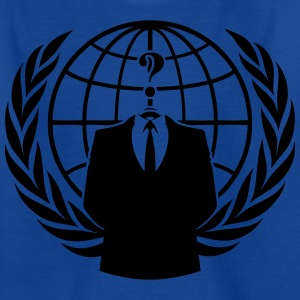ANONYMOUS T-Shirts - Kinder T-Shirt