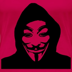 ANONYMOUS T-Shirts - Frauen Premium T-Shirt
