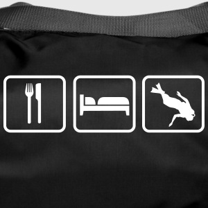 Eat Sleep Tauchen, Eat Sleep Diving Bolsas y mochilas - Bolsa de deporte