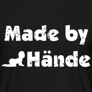made_by_kinderhaende T-Shirts - Männer T-Shirt