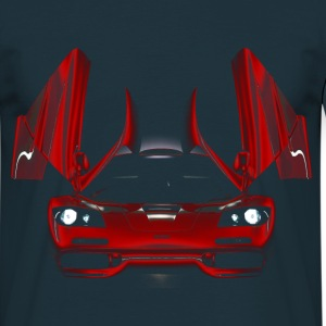 supercar T-Shirts - Men's T-Shirt