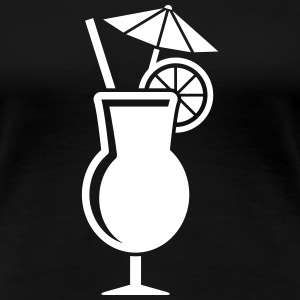 Cocktail T-Shirts - Women's Premium T-Shirt