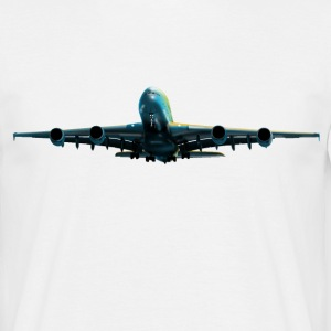 largest airliner T-Shirts - Men's T-Shirt