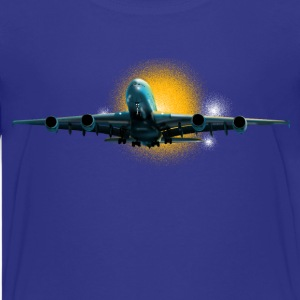 largest airliner Shirts - Teenage Premium T-Shirt