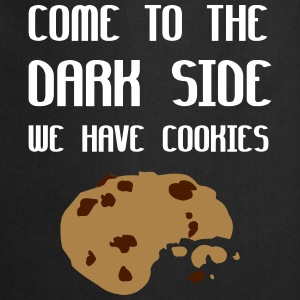 Come To The Dark Side We Have Cookies Forklæder - Forklæde