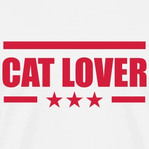 Cat Lover T-Shirts - Men's Premium T-Shirt