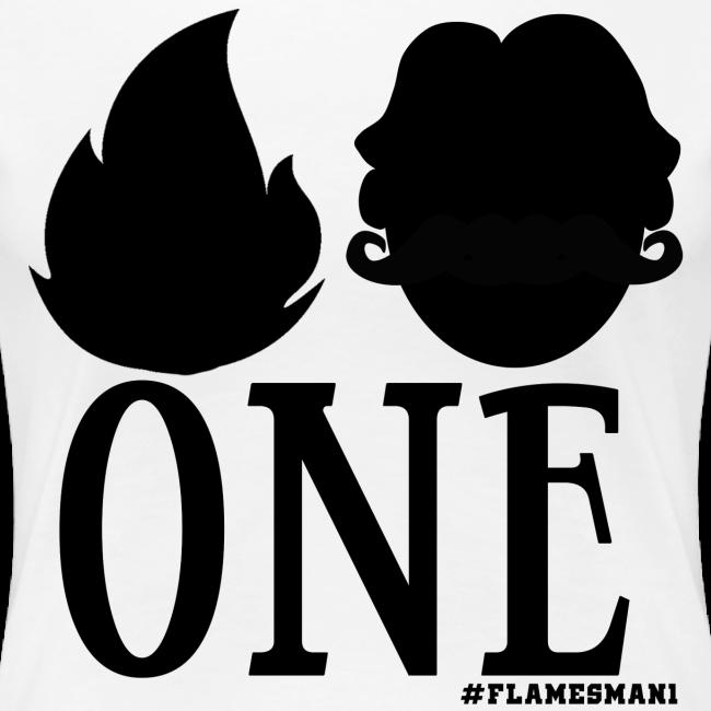 FLAMES-MAN-ONE [PIGER]