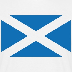 The Saltire - Men's T-Shirt