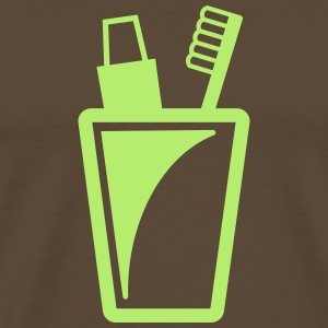 Toothbrush T-Shirts - Men's Premium T-Shirt