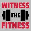 Witness The Fitness Barbell  Hoodies & Sweatshirts - Men's Premium Hoodie