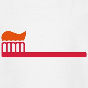 Toothbrush Shirts - Kids' T-Shirt