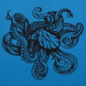 Octopus - EarthPositive Tote Bag