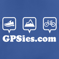 Motiv ~ GPSies Shirt Männer bunt
