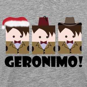 Geronimo T-shirt - Men's Premium T-Shirt