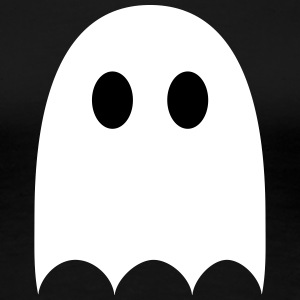 ghost T-Shirts - Women's Premium T-Shirt
