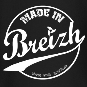 MADE IN BREIZH WHITE Tee shirts manches longues Bébés - T-shirt manches longues Bébé
