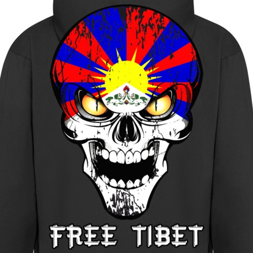 skull free tibet
