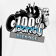 Motiv ~ 100% BLEKINGE