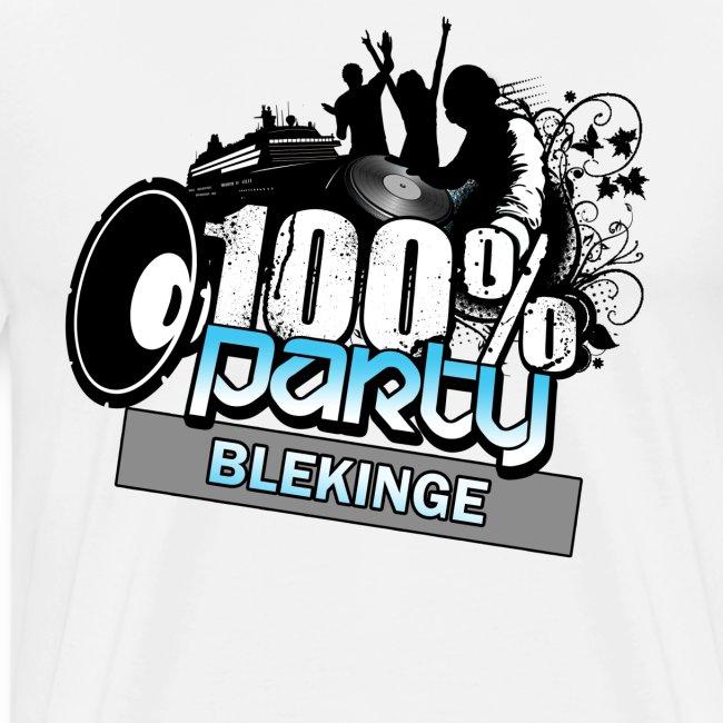100% BLEKINGE