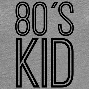 80s Kid T-Shirts - Frauen Premium T-Shirt