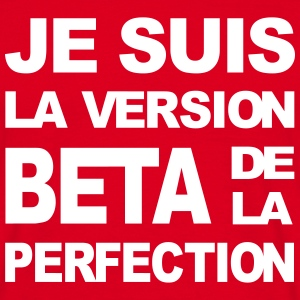 version beta perfection Tee shirts - T-shirt Homme