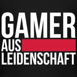 Gamer aus Leidenschaft T-Shirts - Teenager Premium T-Shirt