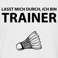 Motiv ~ Trainer T-Shirt