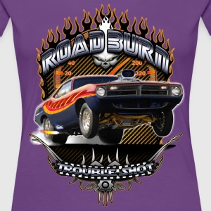Barracuda Road Burn T-Shirts - Frauen Premium T-Shirt