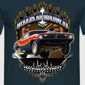 Barracuda Road Burn T-Shirts - Männer T-Shirt