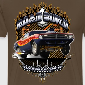 Barracuda Road Burn T-Shirts - Men's Premium T-Shirt