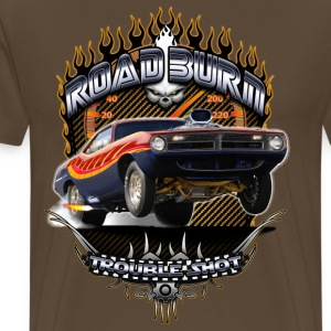 Barracuda Road Burn T-Shirts - T-shirt Premium Homme