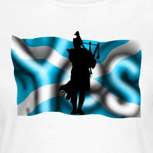 Scotland yes T-shirts - Vrouwen T-shirt