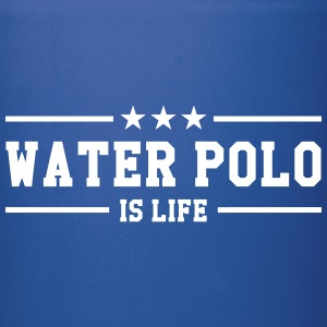 Water Polo is life Flessen & bekers - Mok uni