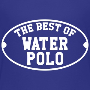 The Best of Water Polo T-shirts - Premium-T-shirt barn