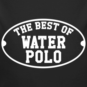 The Best of Water Polo Sudaderas - Body orgánico de manga larga para bebé