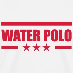 Water Polo T-shirts - Mannen Premium T-shirt