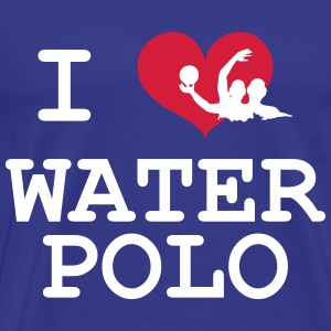 Water Polo T-Shirts - Men's Premium T-Shirt