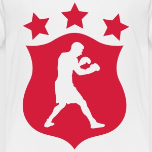bokser ali boxing fight fighter sport Shirts - Kinderen Premium T-shirt