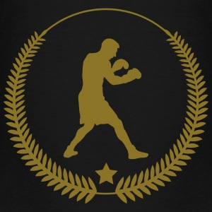 Boxing / Boxen / Boxe Shirts - Teenage Premium T-Shirt